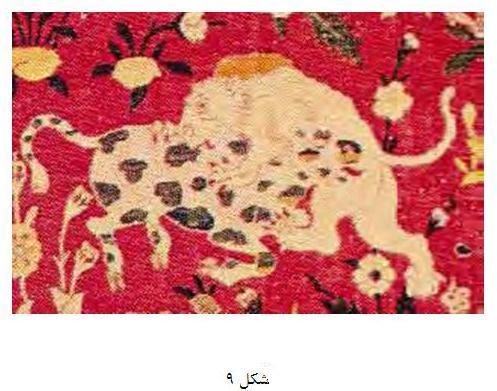 نگاره - نقش شیر در هنر ایران