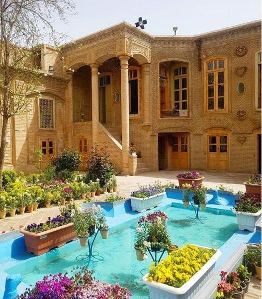 خانه ی داروغه ی مشهد